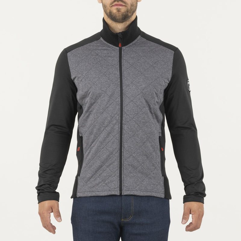 SWIX CLOTHING WINTER  11003 Heather Charcoal L NORTHERN FUSION