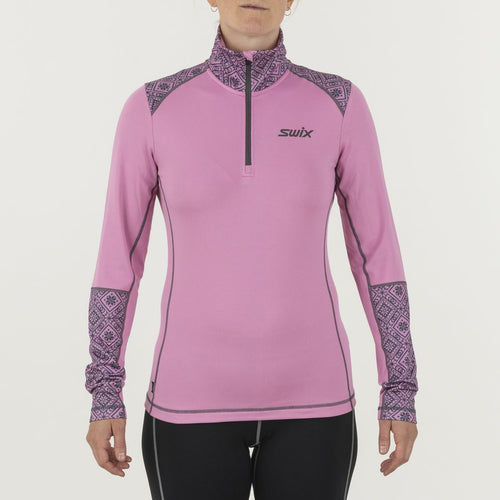 SWIX CLOTHING WINTER  96108 Mauve Orchid S NORTHERN FUSION