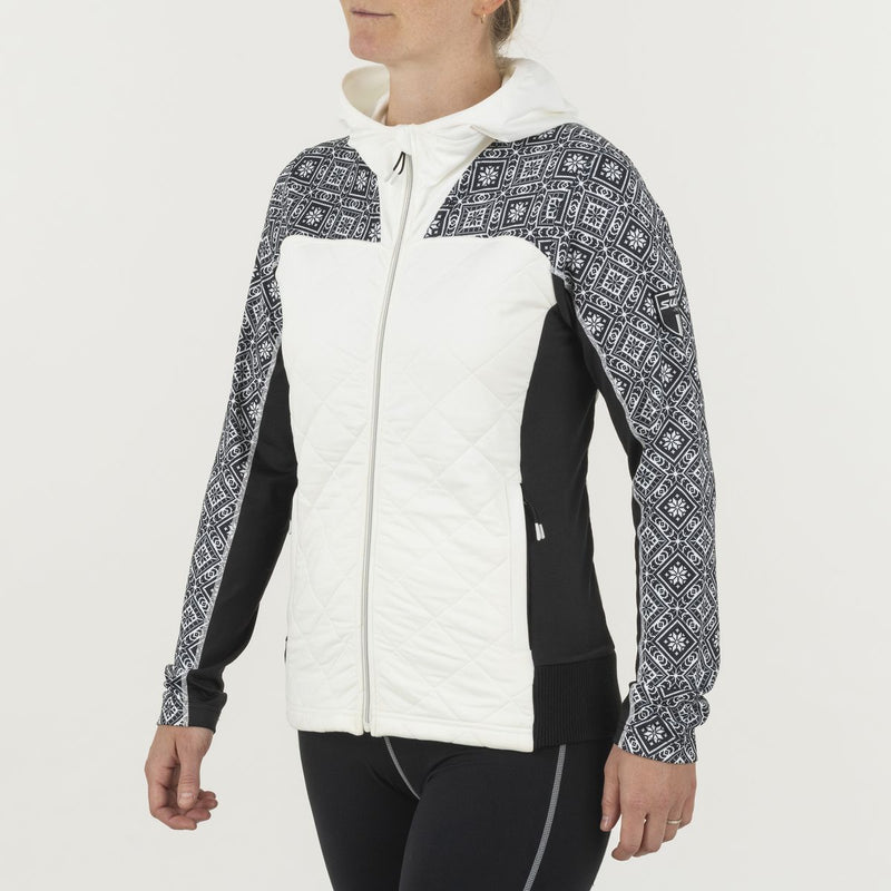 MYRENE- WOMEN'S FULL ZIP QUILTED MIDLAYER