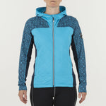 SWIX CLOTHING WINTER  52600 Cyan Blue XS NORTHERN FUSION