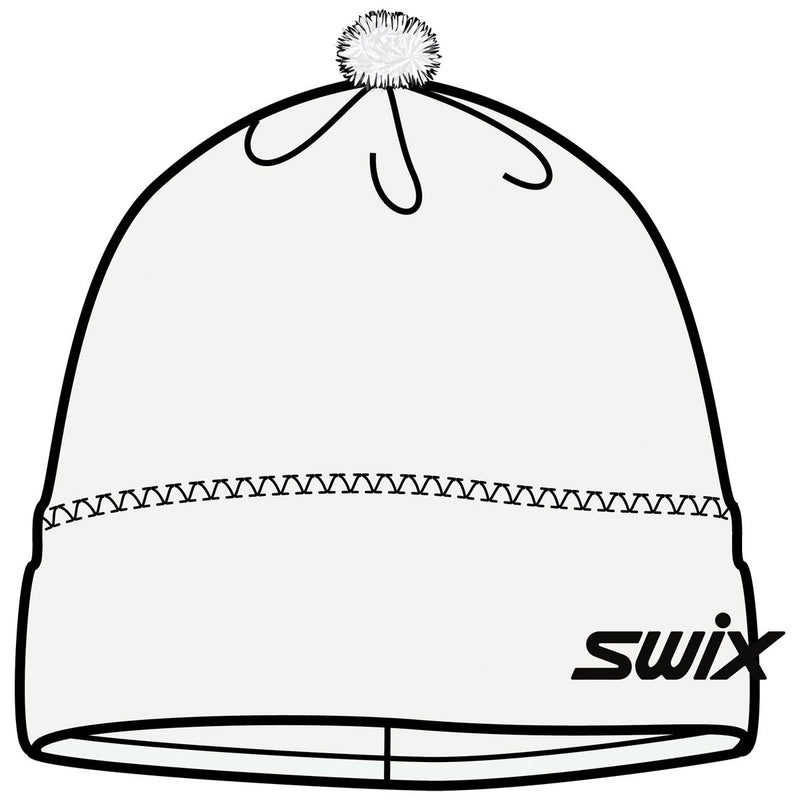 SWIX CLOTHING WINTER  00025 SNOW WHITE O/S