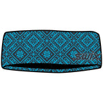 SWIX CLOTHING WINTER  52600P Cyan Blue Print O/S
