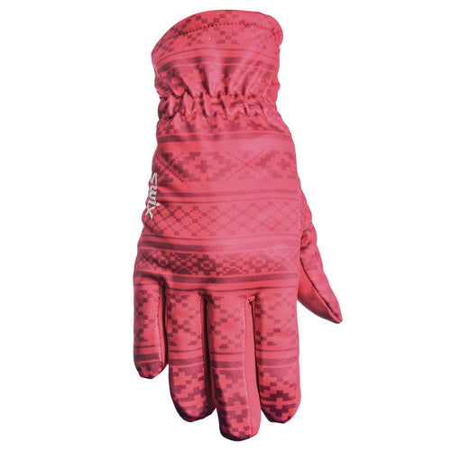 MYRENE GLOVES SWIX APPAREL  10077 RASPBERRY NORDIC PR L/XL