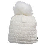 BEANIE, LORELI SWIX APPAREL  00000 BRIGHT WHITE O/S
