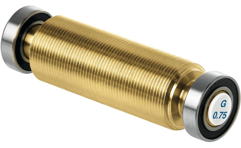 ECONOMY STRUCTURE ROLLER  STRAIGHT  0.75 MM   N/A QTY