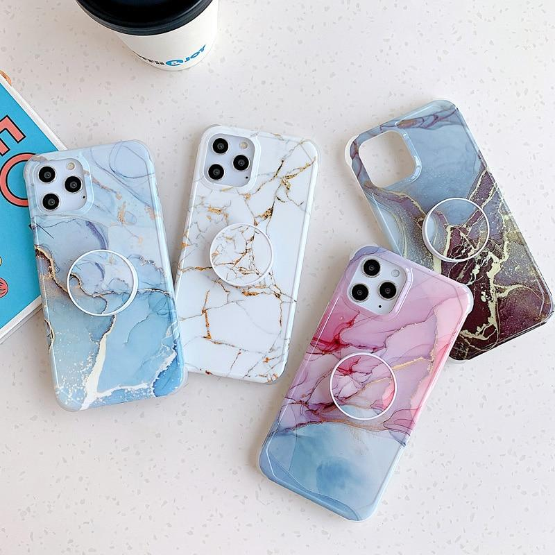 Marble iPhone 12 Case