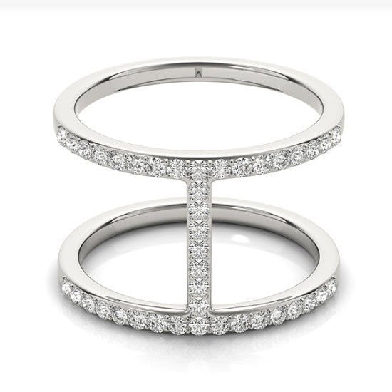 Kiara Diamond Fashion Ring