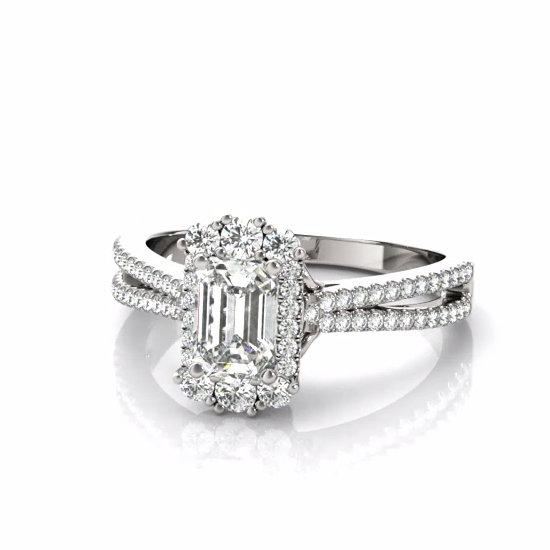 Chanel Diamond Engagement Ring