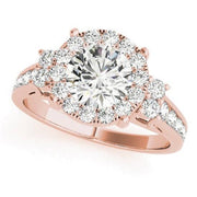 Cecelia Diamond Engagement Ring