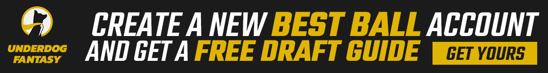 Join a Best Ball League / Get a Free Draft Guide
