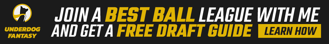 Join a Best Ball League With Me