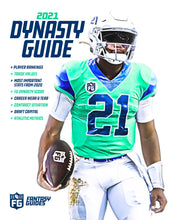 Load image into Gallery viewer, 2021 Dynasty Guide