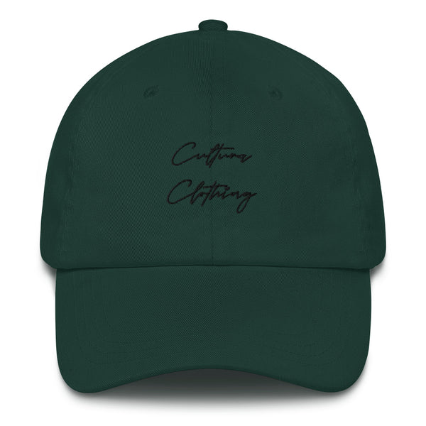 Cultura Clothing Dad hat