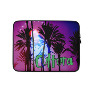 Cultura ET Laptop Sleeve