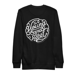 The Young and Rebel Unisex Fleece Pullover