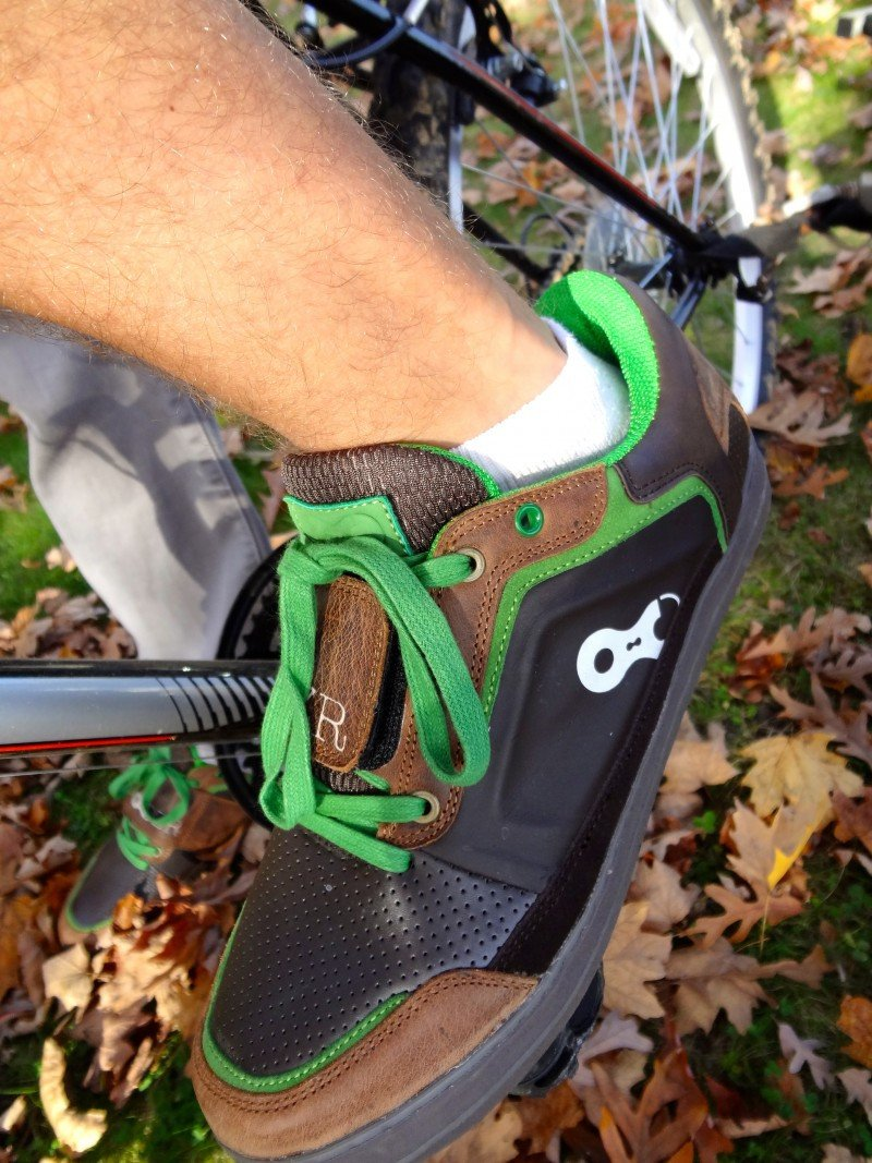 DZR Shoes ~ Bicycling Made Stylish