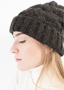 Evie knit hat