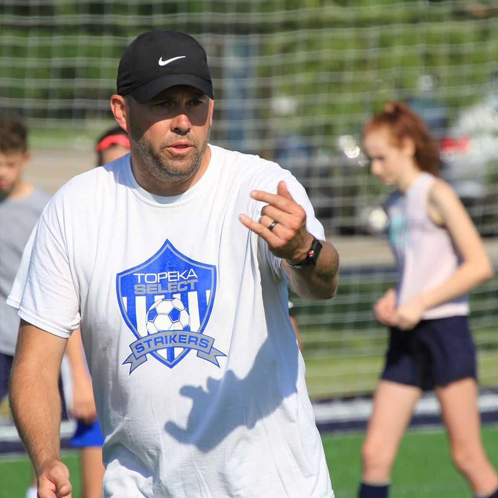 Award-winning Coach Steve Loy joins Topeka Soccer Club as Director of Coaching