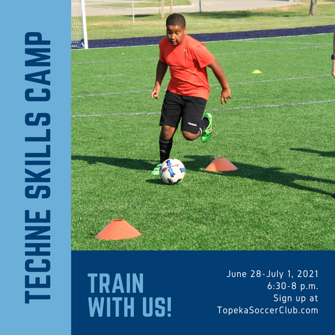 Techne skills camp is June 28-July 1, 2021 from 6:30 to 8 p.m.