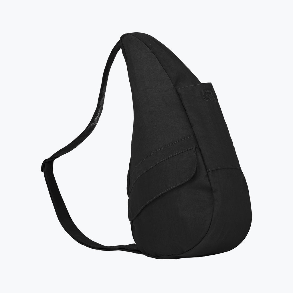 Healthy Back Bag Textured Nylon - Black