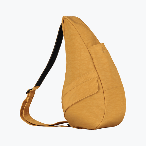 Healthy Back Bag - Textured Nylon - Inca gold