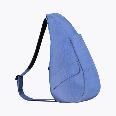 Healthy Back Bag Textured Nylon - Iris