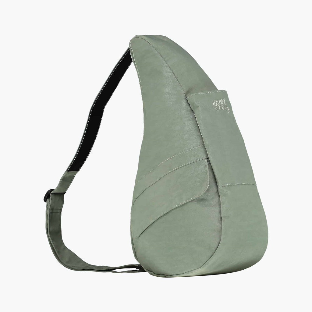 Healthy Back Bag Textured Nylon - Sage