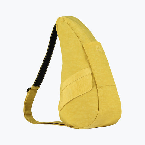 Healthy Back Bag Textured Nylon - Yellow