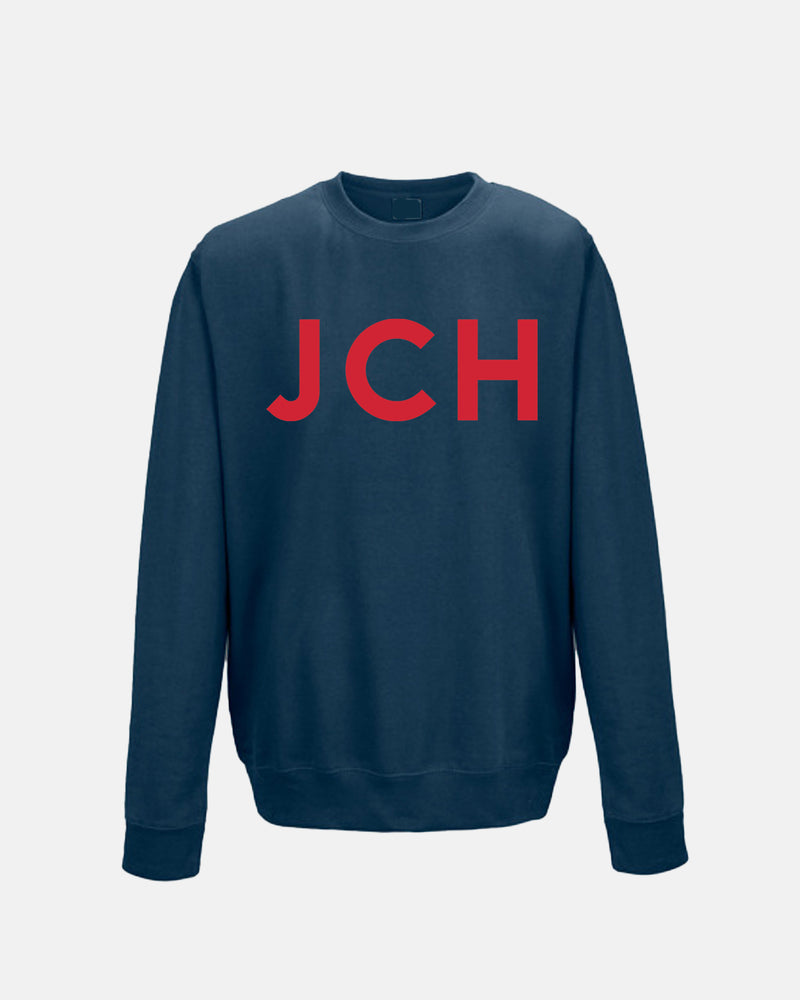 JCH Sweater - Airforce Blue