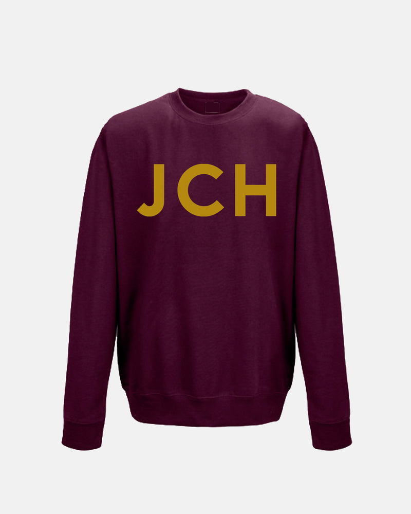JCH Sweater - Burgundy