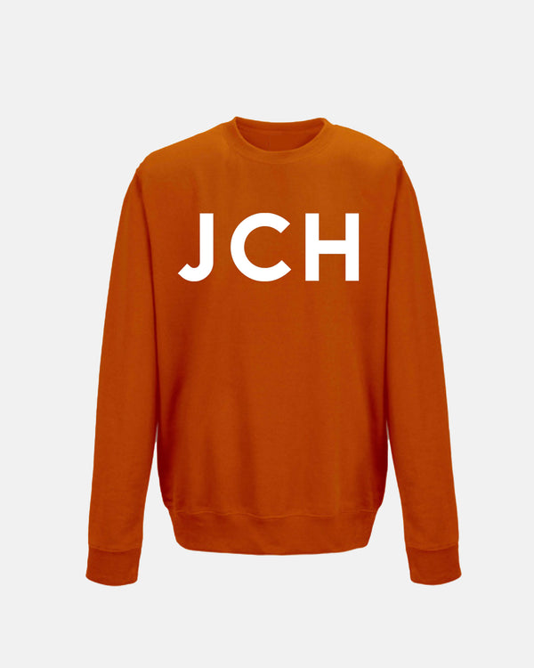 JCH Sweater - Burnt Orange