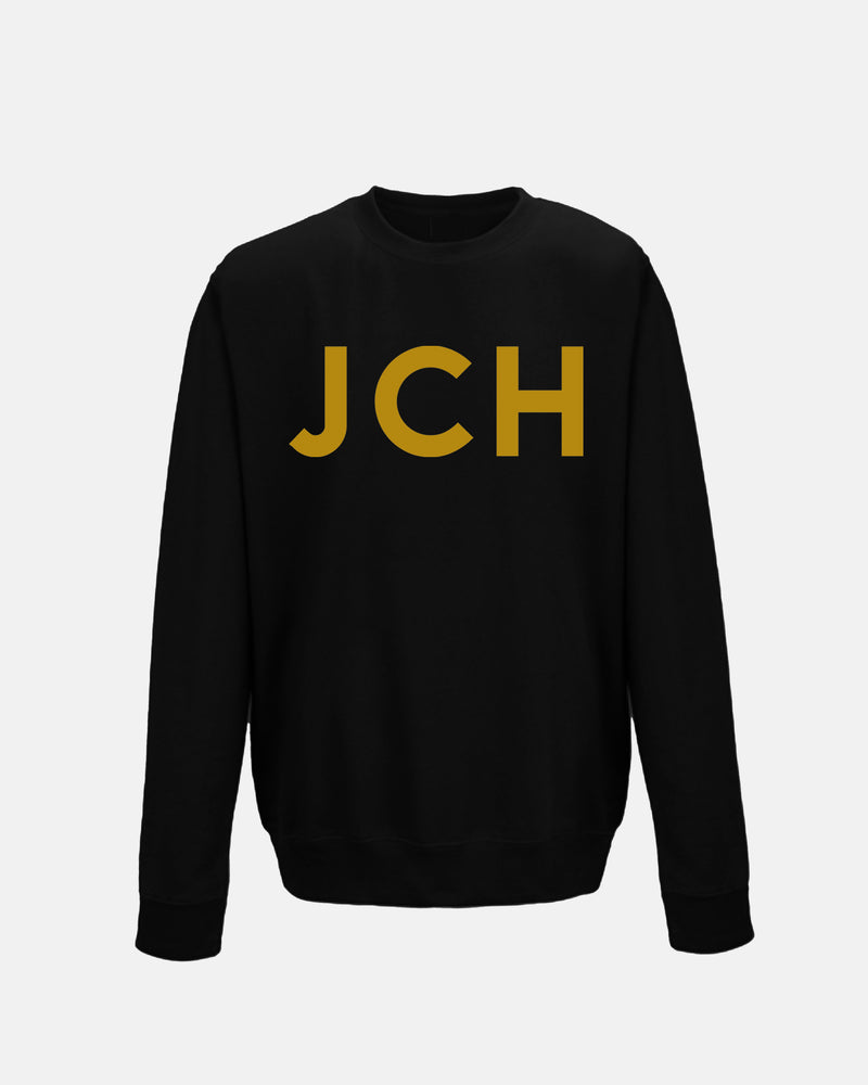 JCH Sweater - Deep Black