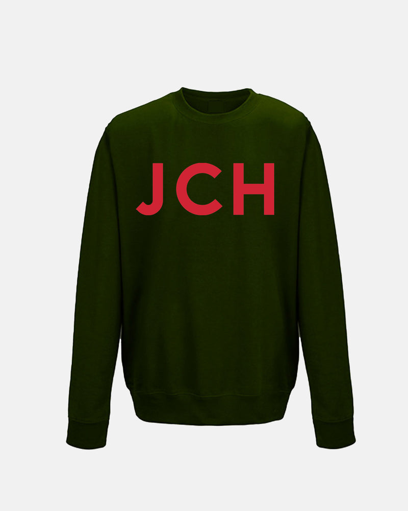 JCH Sweater - Forest Green