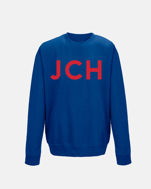 JCH Sweater - Royal Blue