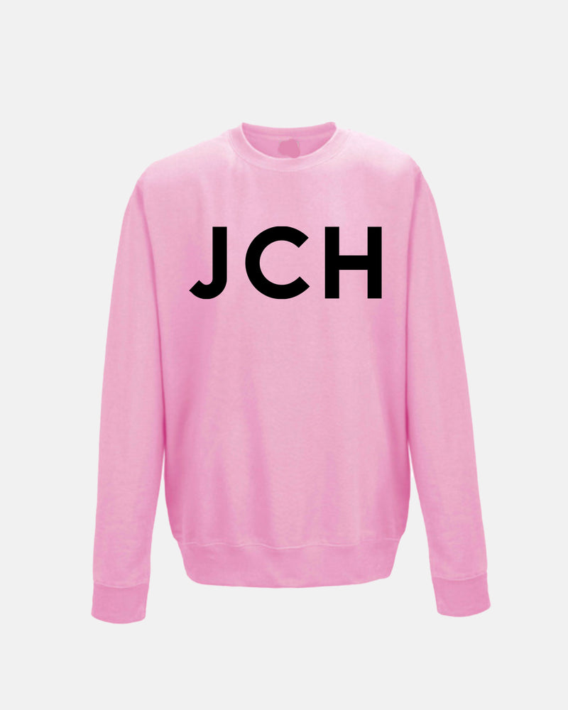 JCH Sweater - Baby Pink