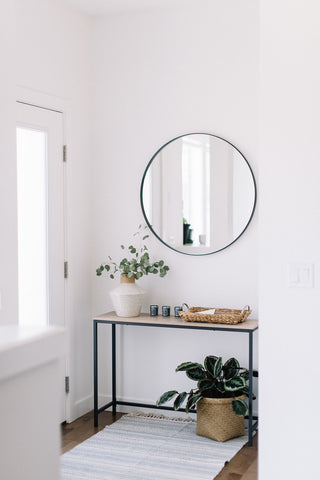 Mirrored Front Entry By Tracey Jazmin