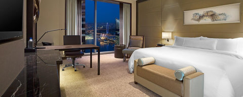 Westin Suite Recommed By Sabs Studios