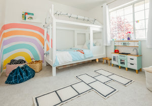 DIY: How to Design and Create a Stunning Accent Wall for Your Kids