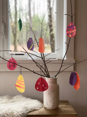 Photo of Swedish Easter Tree