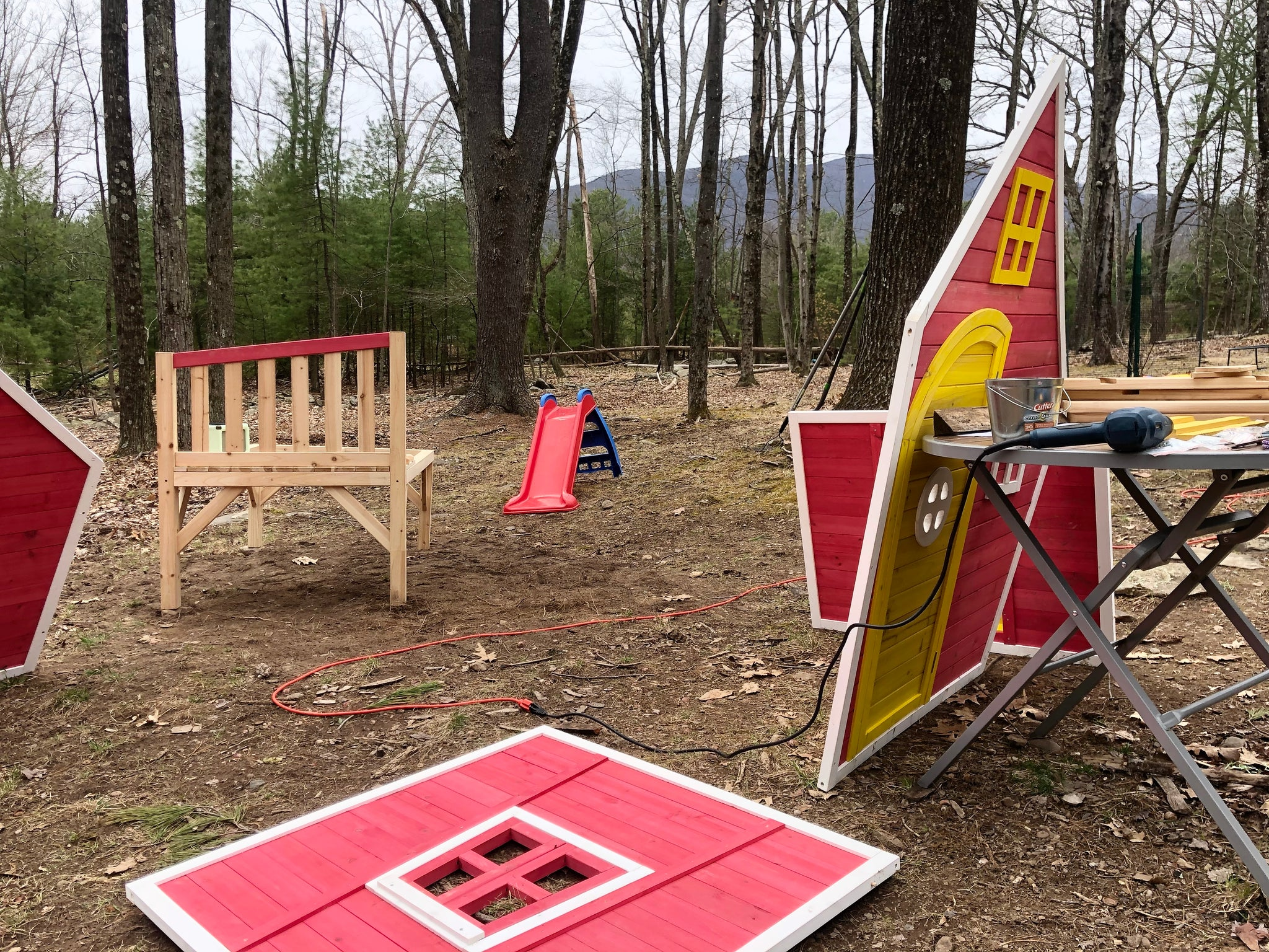 How to Build a Playground at Home