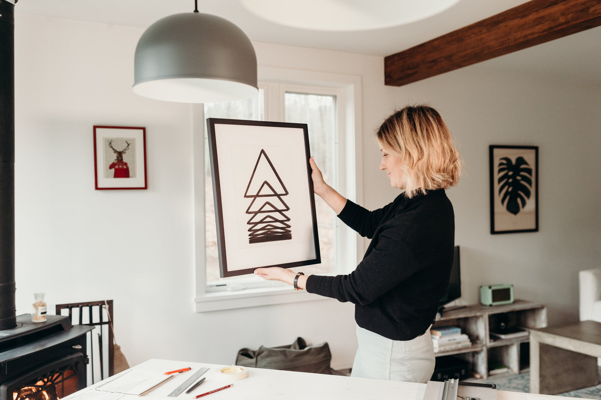 How to: Frame a Print