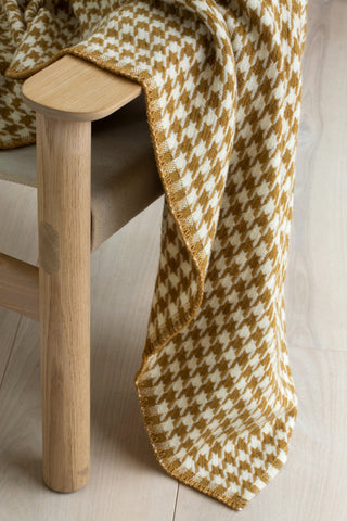Inger Marie Grini for Røros Tweed mimi collection blanket anderssen and voll