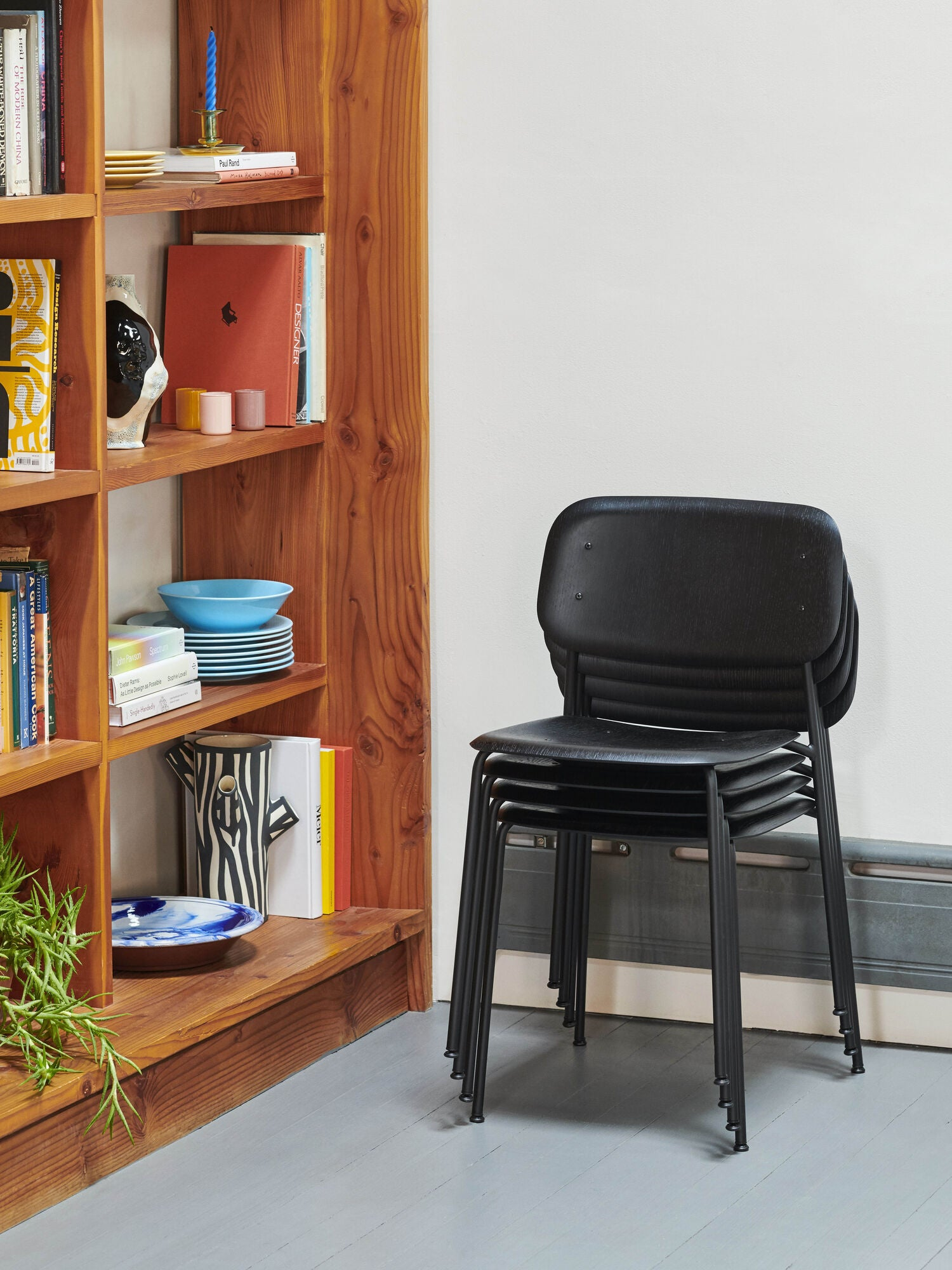 hay soft edge p10 side dining chair