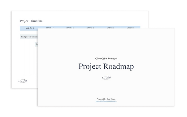 Image preview of Project Roadmap
