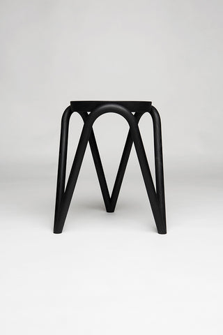 The Vava Stackable stool designed by Kristine Five Melvær