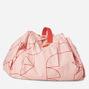 Red/Pink Samlesak Playbag