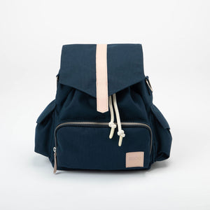Blue Ransel Diaper Bag