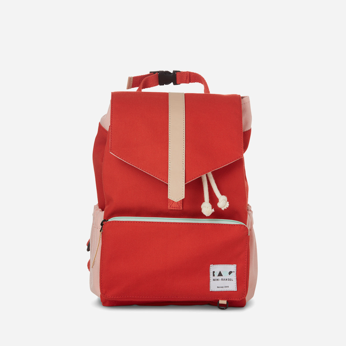 Red Mini Ransel Kids Backpack