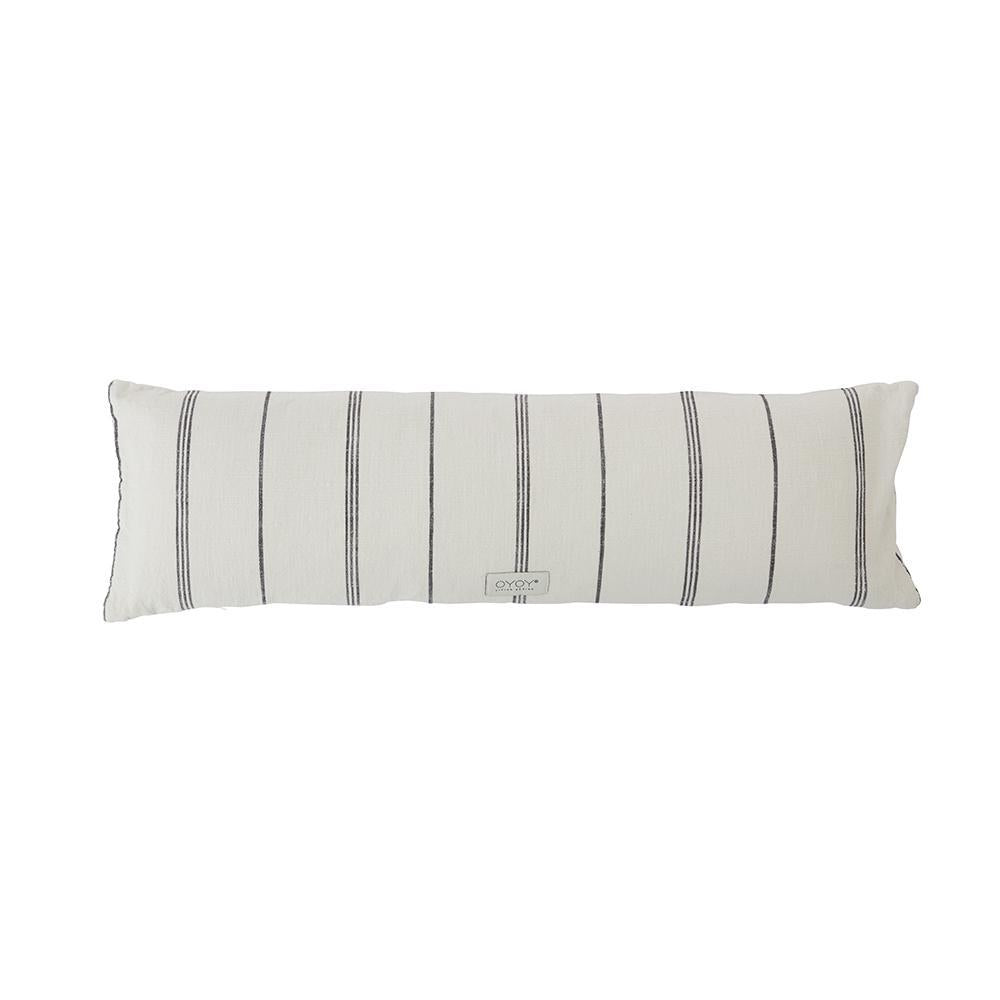 Off White Extra Long Kyoto Cushion