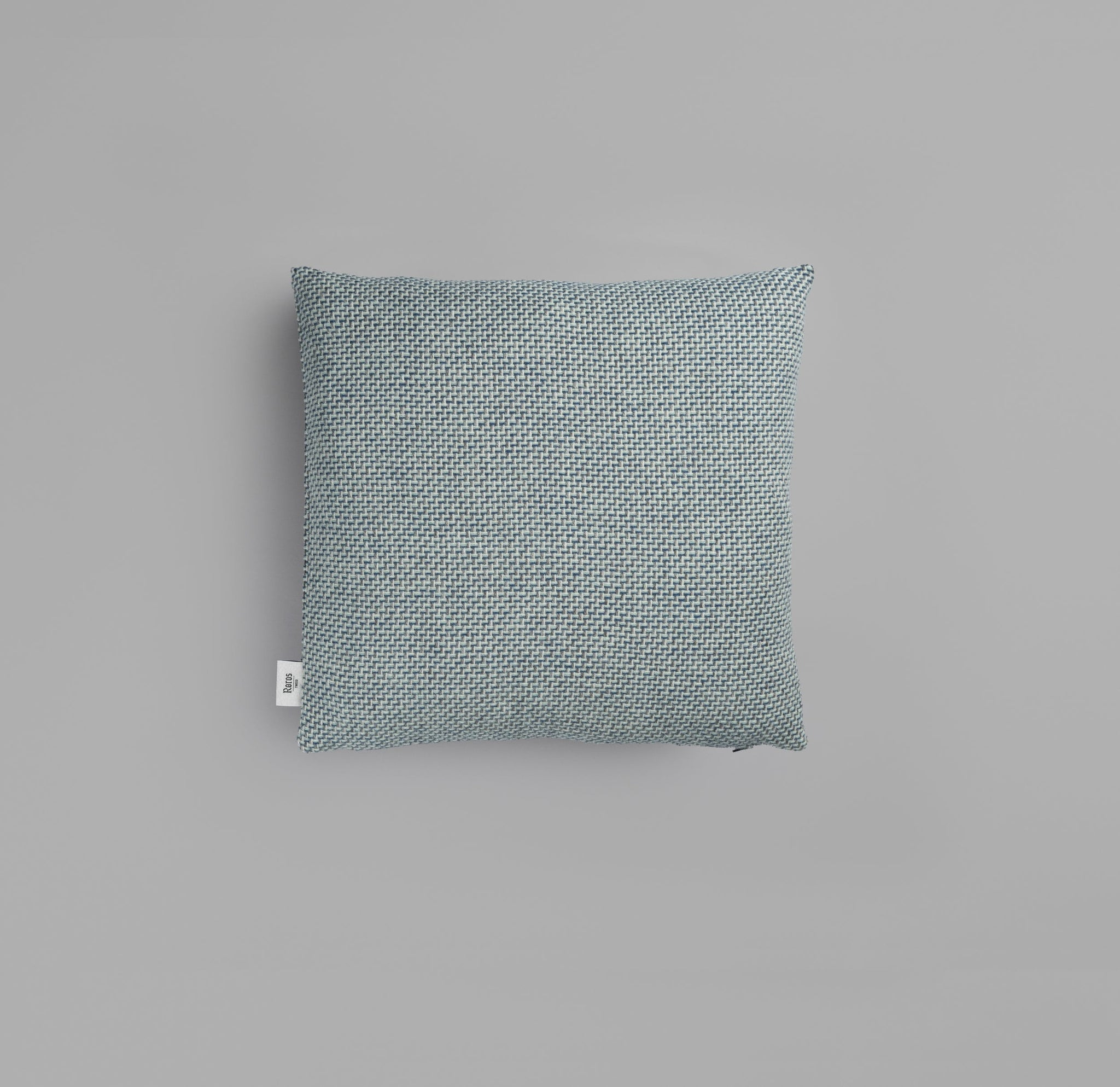 Blue Una Pillow